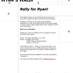 RyansRally.org: Recognized Among Top 5%