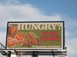 An example of the billboard that will be used.