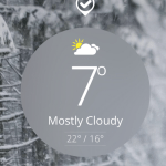 The Weather Outside is Frightful