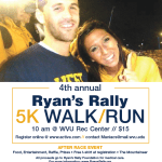 Annual WVU 5K Race: April 9