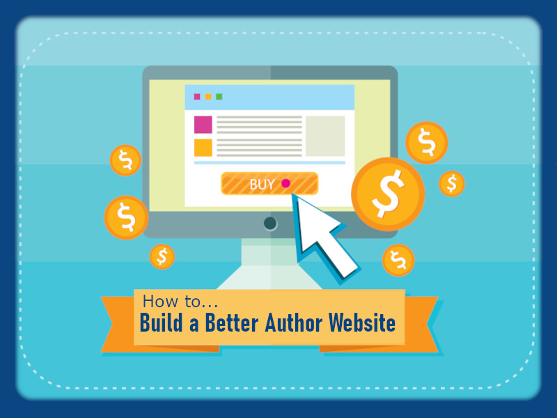 author website design - How to Design an Author Website that Attracts New Readers