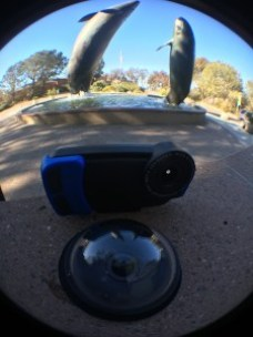 Live Stream Underwater With This Water Shot Pro With Dome Lens