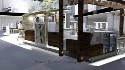 Mikawaya 3D Concept Rendering