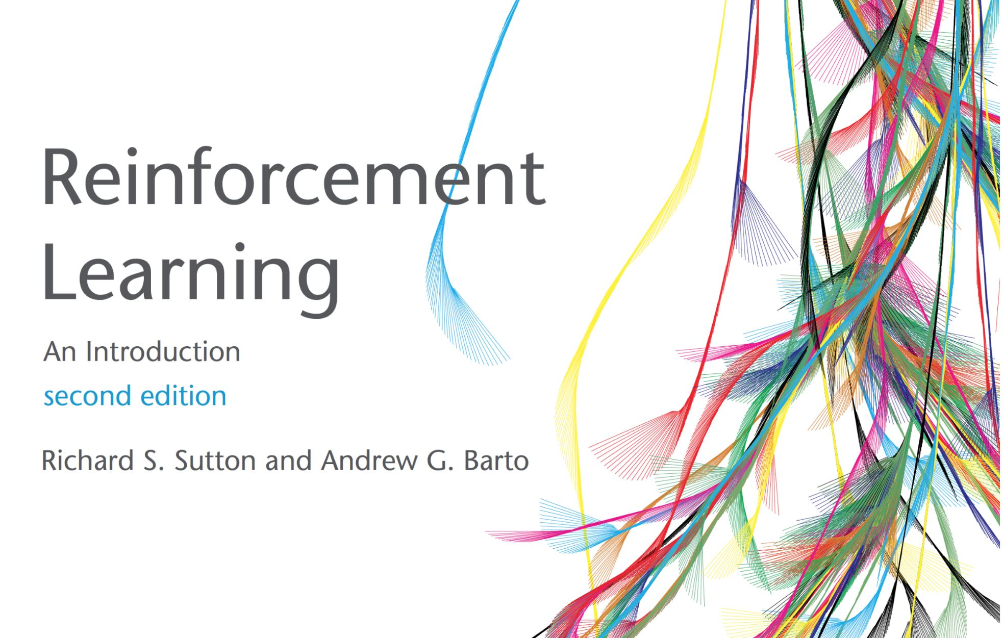 Reinforcement Learning: An Introduction textbook