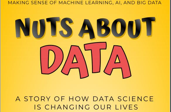 Nuts about Data book title