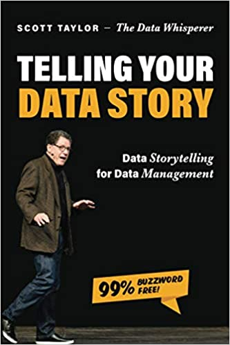 Telling Your Data Story book cover