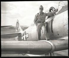 Unk Pilot, WWII