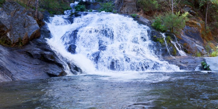 Exploring Whiskeytown: Crystal Creek Falls