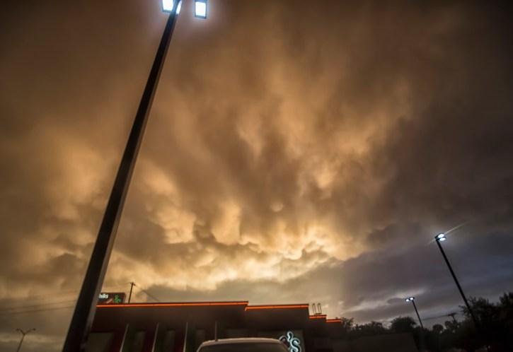 fort worth tornado sirens cajun restaurant