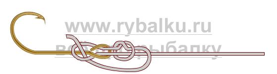 Балық аулау Түйіндер - HOOK TRAND Marshall 4-суретті қалай байланыстыруға болады