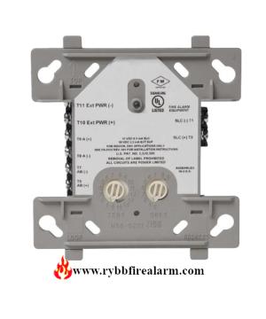 NOTIFIER FCM1 CONTROL MODULE – RYBB Fire Alarm Parts, Service, & Repairs