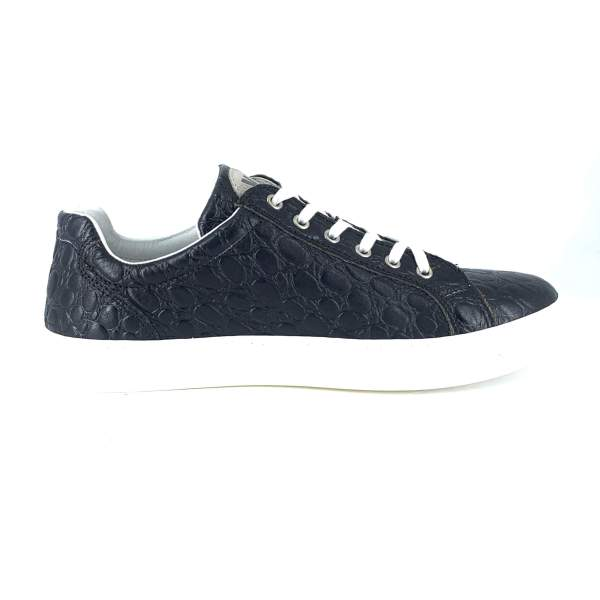 Full on coco low black RYC & RICH-YCLED Handmade Shoes From Italy €270