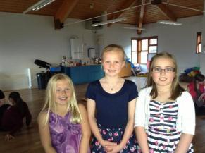2013 Ryde Junior Queens