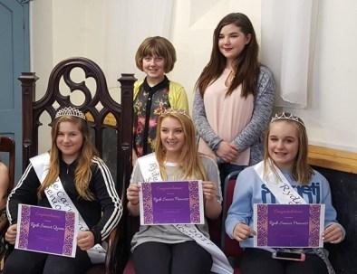 2017 Ryde Senior Queens