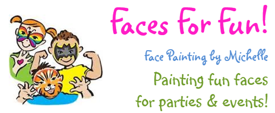 Faces For Fun! Face Painting