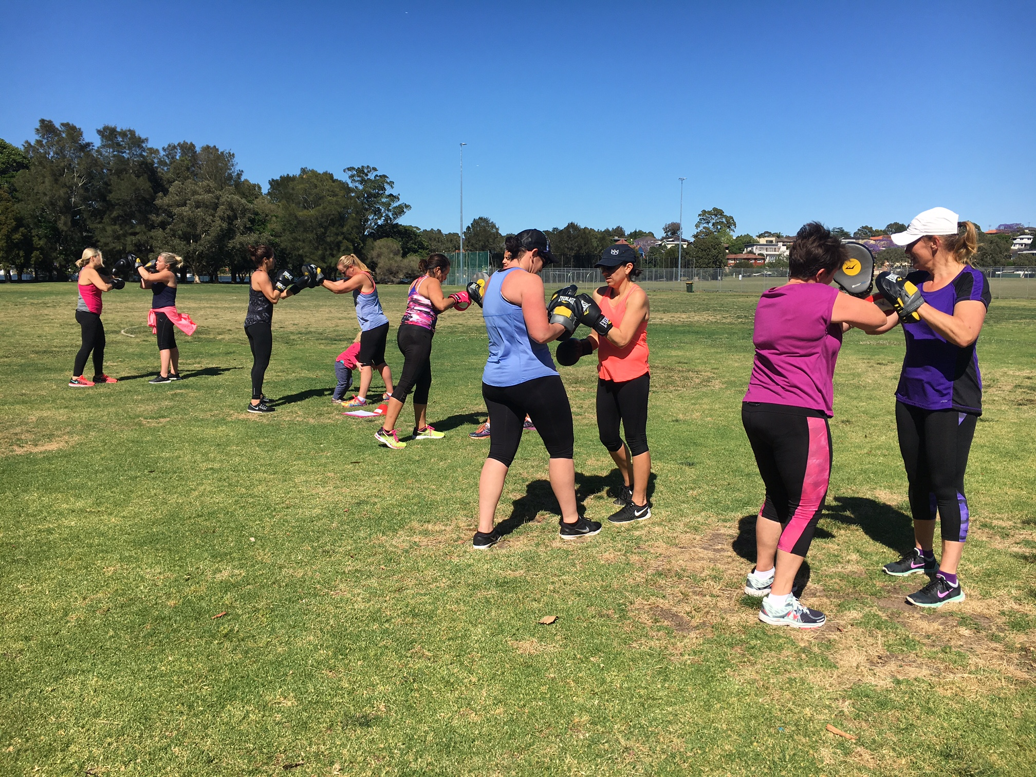 Empower Womens Fitness: Outdoor Group Fitness and Personal Training