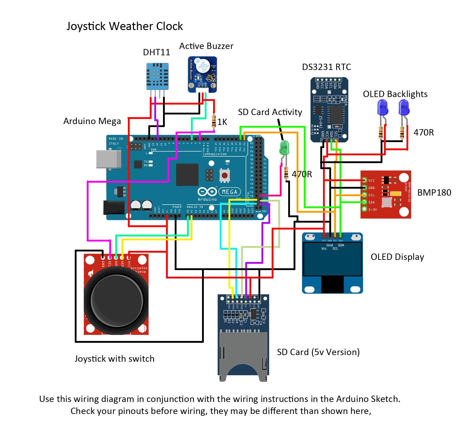 Godown Wiring Circuit Diagram