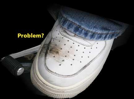 Dealer shift socks problem