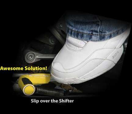 Dealer shift socks solution