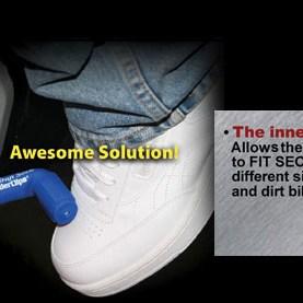 Rubber Shift Sock