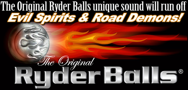 Ryder balls - Bikes