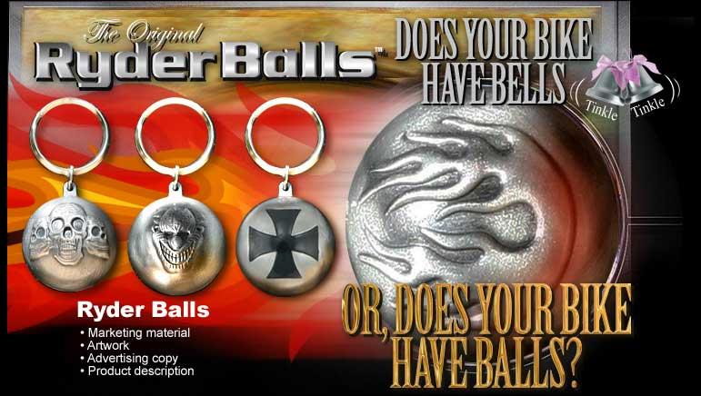 Ryder balls products dealers