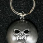 Wicked skull ball
