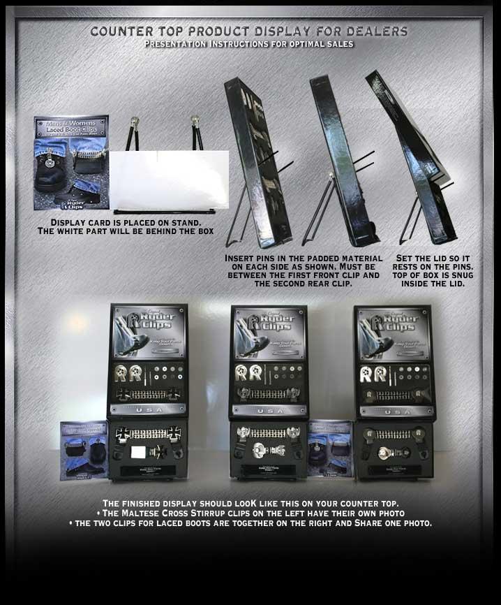 Boxset display