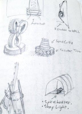 sketch book image