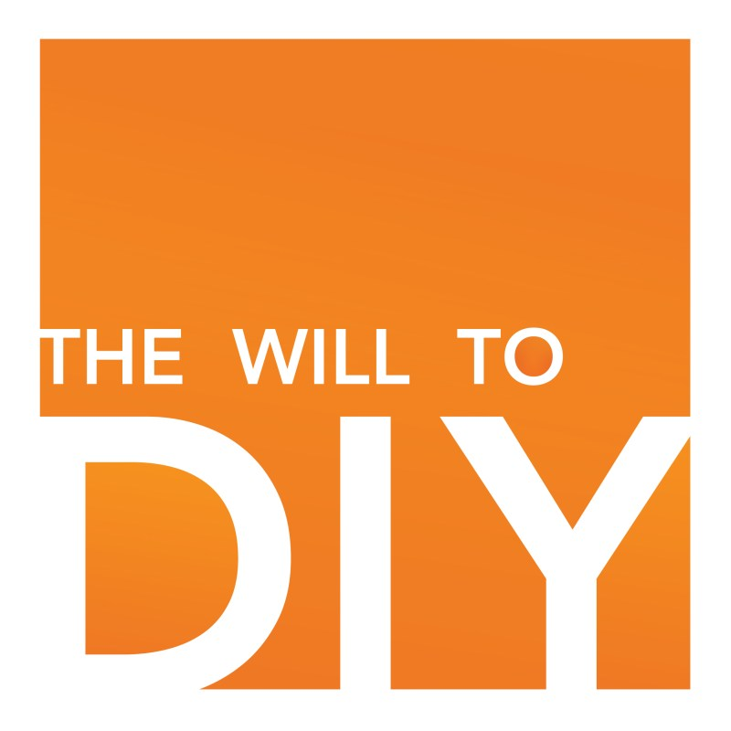 the will to diy