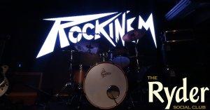 Rock n Roll night with Rockin'Em