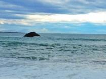 Stewart Island in the distance