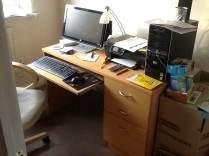 Mark's office