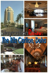 Staycation Review of The Ritz Carlton, Doha | www.RyeAndCai.com