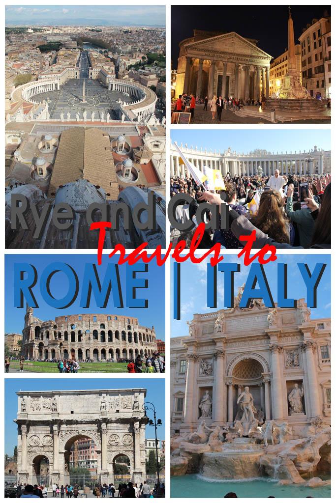 An Italian Birthday Family Escapade | Rye and Cai Travels to Rome, Italy | www.RyeAndCai.com