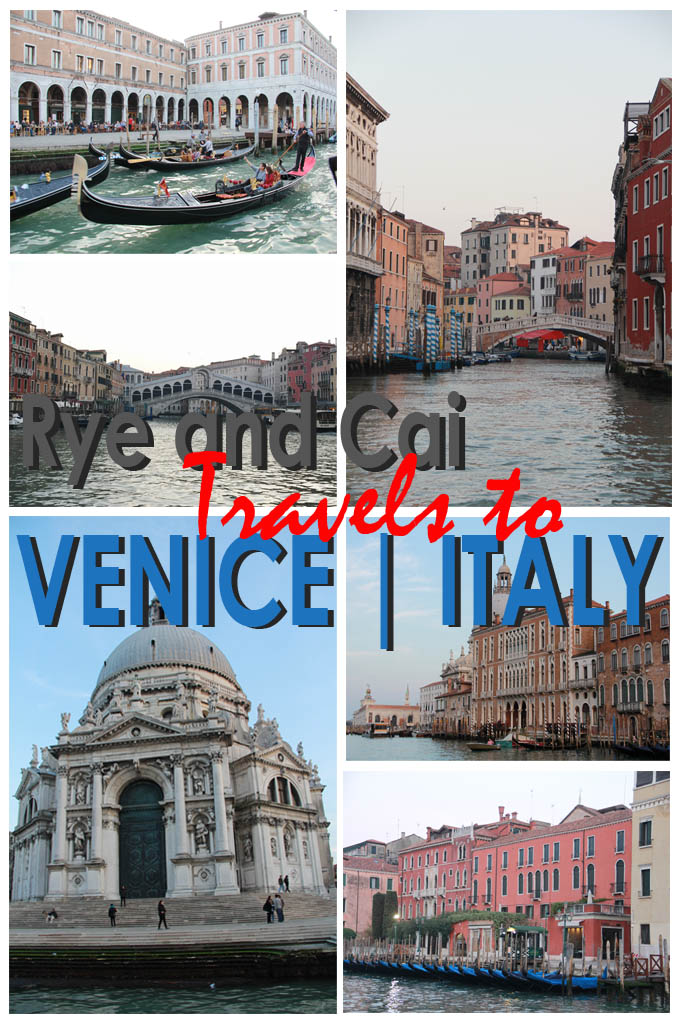 A One Night Stand with The Floating City | Rye and Cai Travels to Venice, Italy | www.RyeAndCai.com