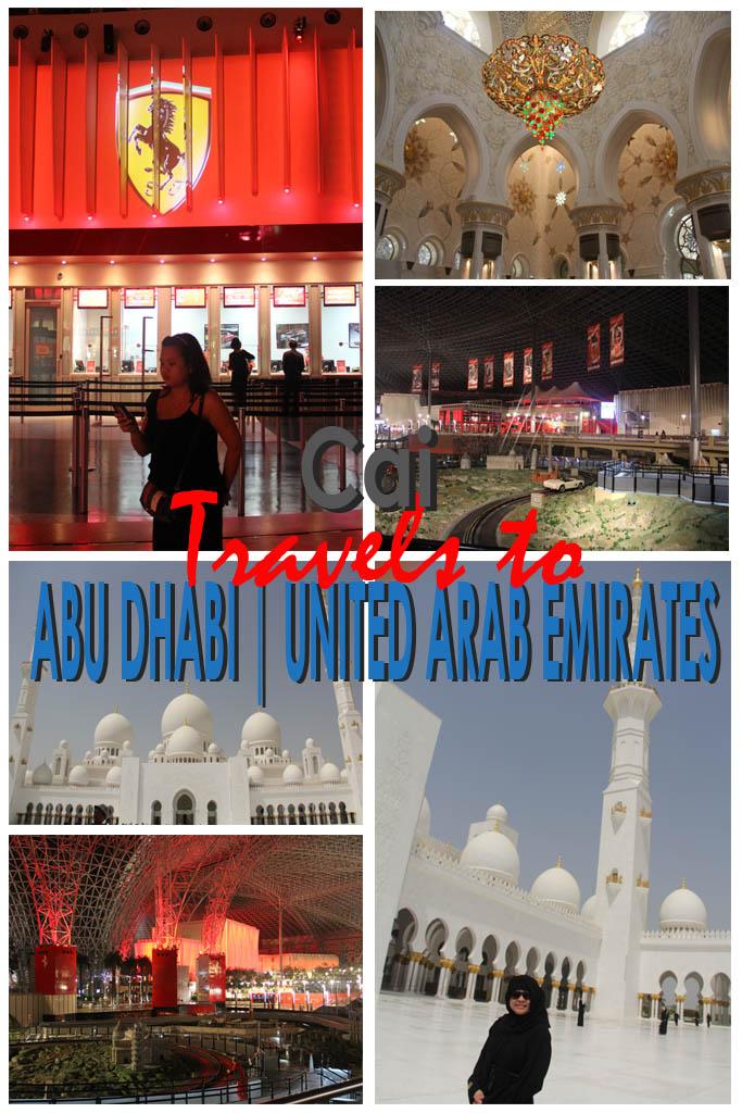 Absolutely Dashing | Cai Travels to Dubai, U.A.E. | www.RyeAndCai.com
