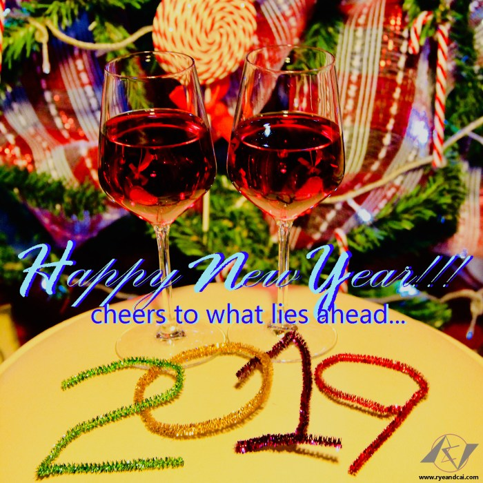 Welcome 2019... Happy New Year!