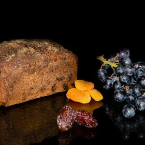 Rye and Dough Raisin bread