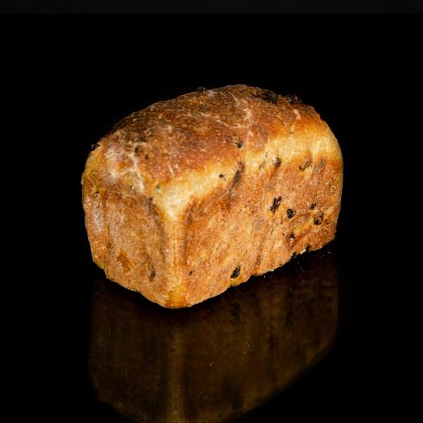 Raisin Bread Rye and Dough