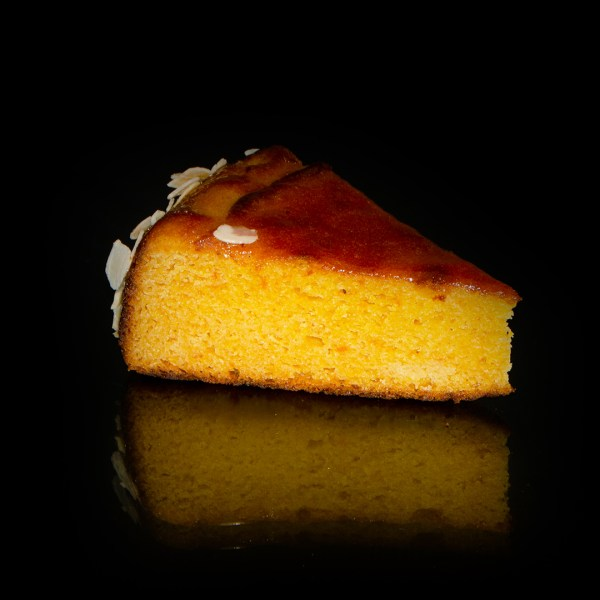 Rye & Dough Orange and Almond Cake