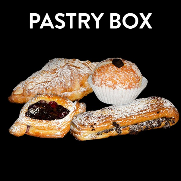 Rye & Dough Pastry Box