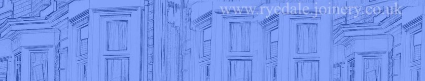 Header Image Containing Sash windows