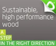 Accoya sustainable high performance wood image