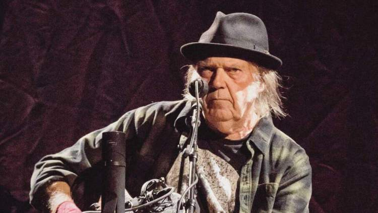 When I'm 64 Old man take a look at my life Neil Young
