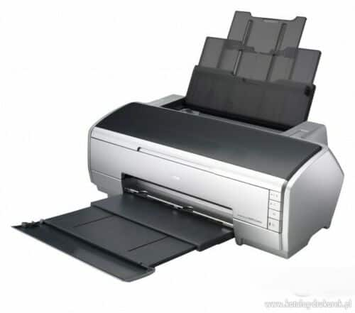 Epson photostylus R2400 A3+ giclée printer