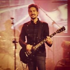 Ryk Ramos en el ULL ROCK
