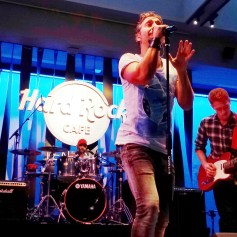 Ryk Ramos Hard Rock Cafe Tenerife 2