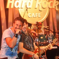 Ryk Ramos Hard Rock Cafe Tenerife 4