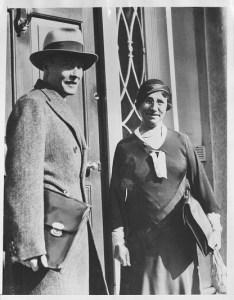 Ernst Torgler and Betsy Bakker-Nort